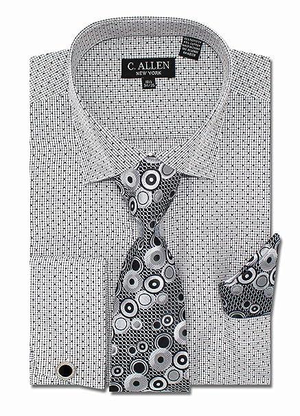 Amazon.com: C. Allen - Conjunto de camisas de vestir para ...