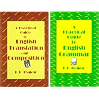 A Practical Guide to English Translation & Composition + A Practical Guide to English Grammar (Set of 2 books)
