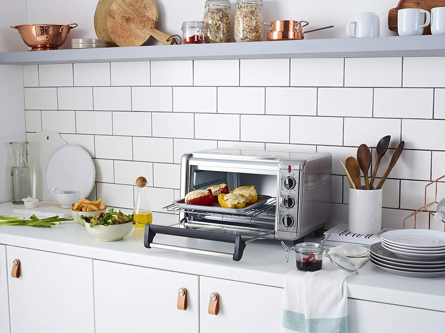 Russell Hobbs 26090 Mini Oven 12.6 liters 1500 W Stainless Steel