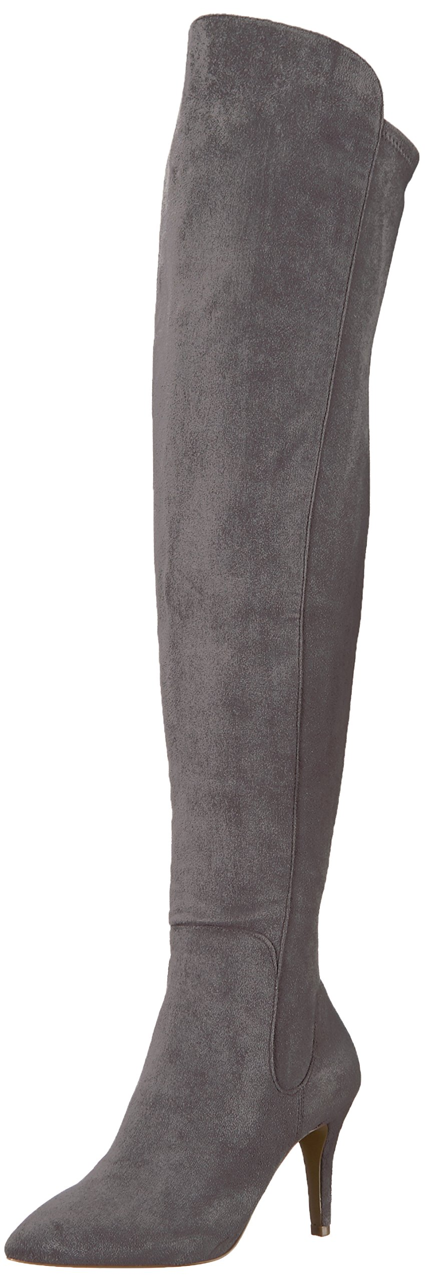 Style by Charles David Women's Vince Fashion Boot, Grey, 6 Medium US by Style by Charles David