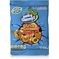 Aro Durazno Lucky Gummys 96 g (Caja con 12 piezas)