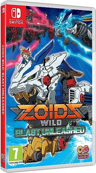 Zoids Wild Blast Unleashed