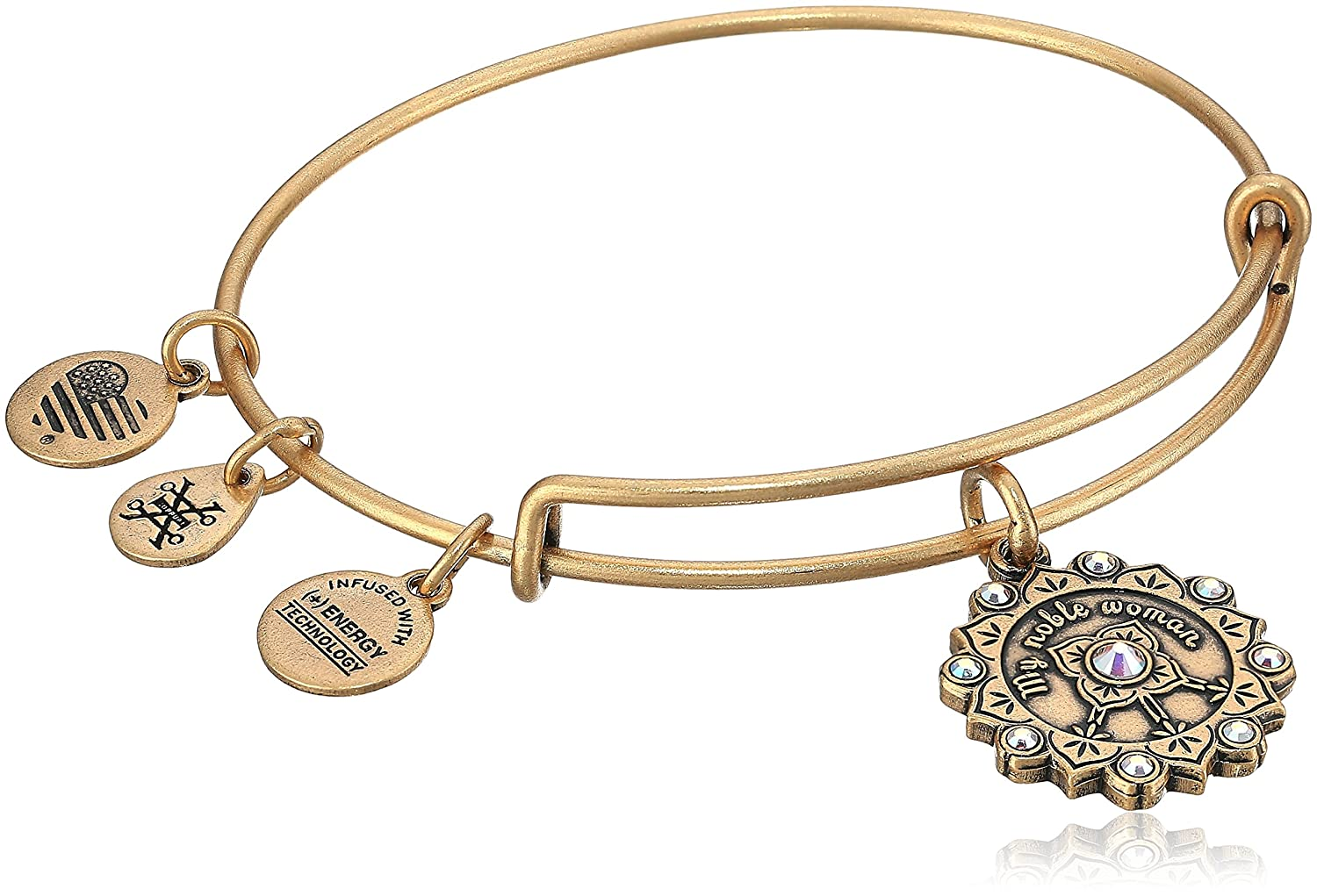 Alex and Ani Maid of Honor Bangle Bracelet A17EBMOHRG