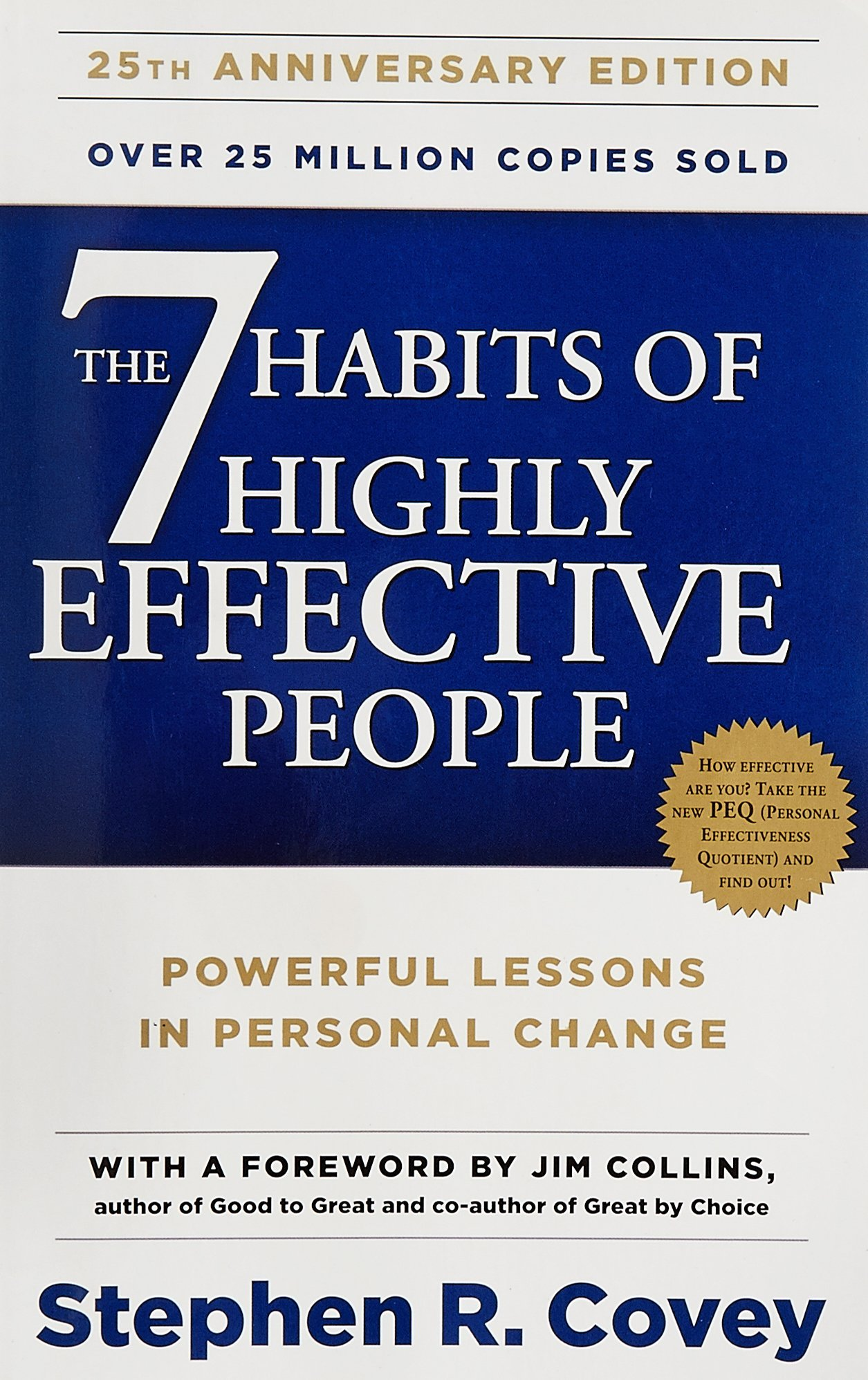 Seven habbits of highly effective People E books Unbound (powerful lesson) – (In Englisher)