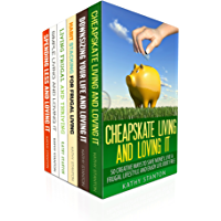 200 Creative Ways To Stop Spending And Start Saving Box Set (6 in 1): Learn Simple Tips To Live Frugal And Lower Your Bills Right Now (Simple Living Tips, ... Back Your Expenses) (English Edition)