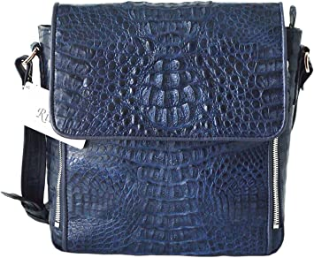 NEW GENUINE CROCODILE SKIN LEATHER BIFOLD BLACK WALLET UNIQUE SLIM CITES