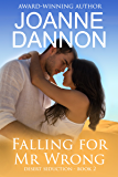 Falling for Mr Wrong (Desert Seduction Book 2)