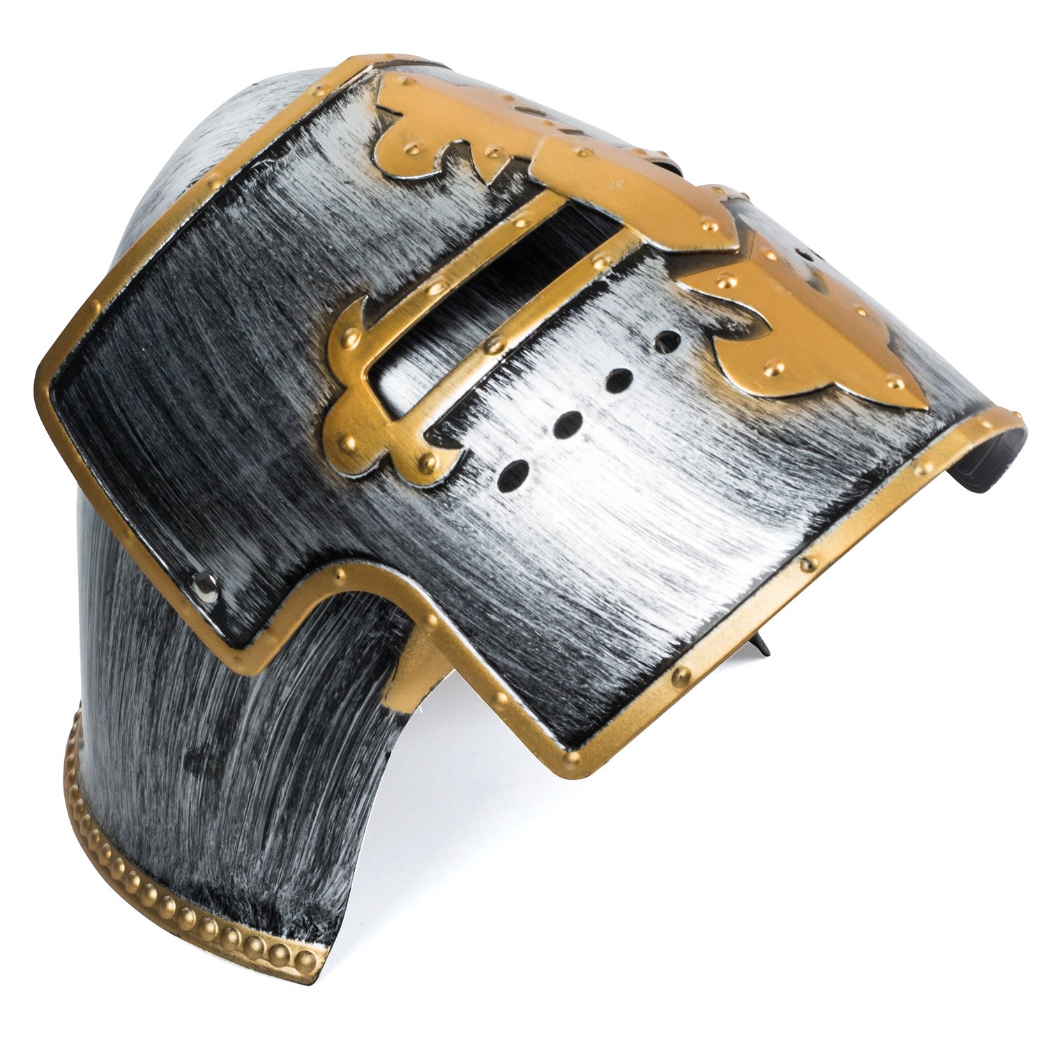 Tigerdoe Gladiator Costume - Helmet, Shield, Sword - Roman Armor - Knight - 3 Pc Set - Costumes for Men by Tigerdoe (Image #5)