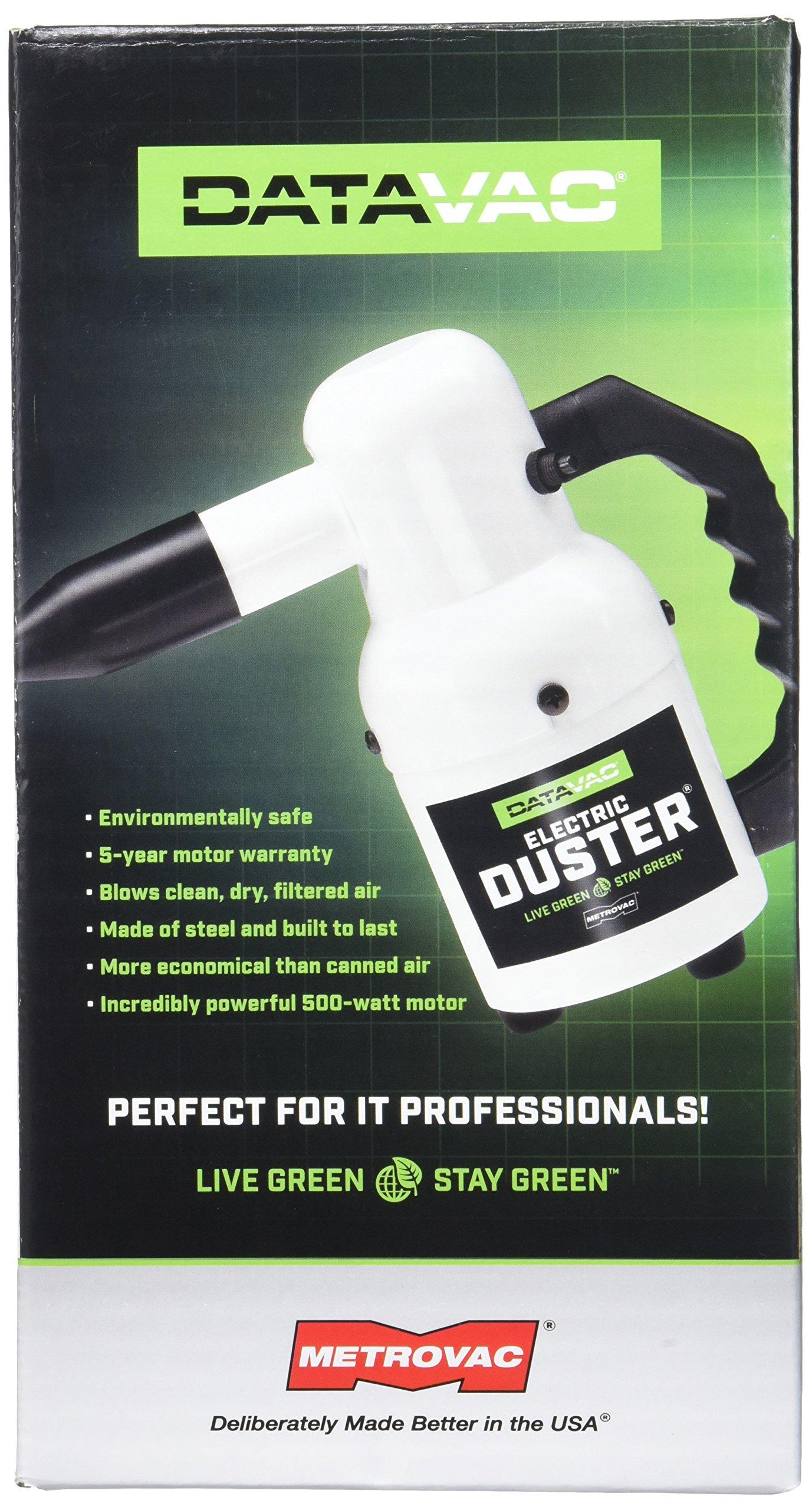 Metro ED500 DataVac 500-Watt 120 volt 0.75-HP Electric Blower Duster