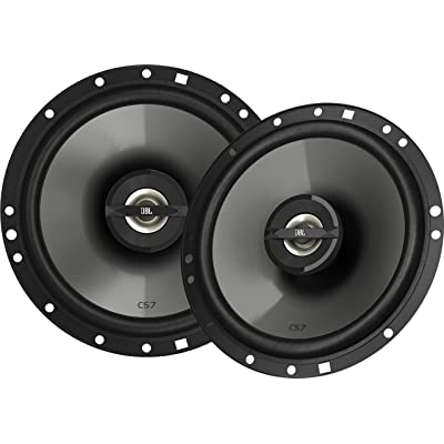 "JBL CS762 6-1/2"" 135W Coaxial Car Audio Loudspeaker Set of 2: Home Audio & Theater"