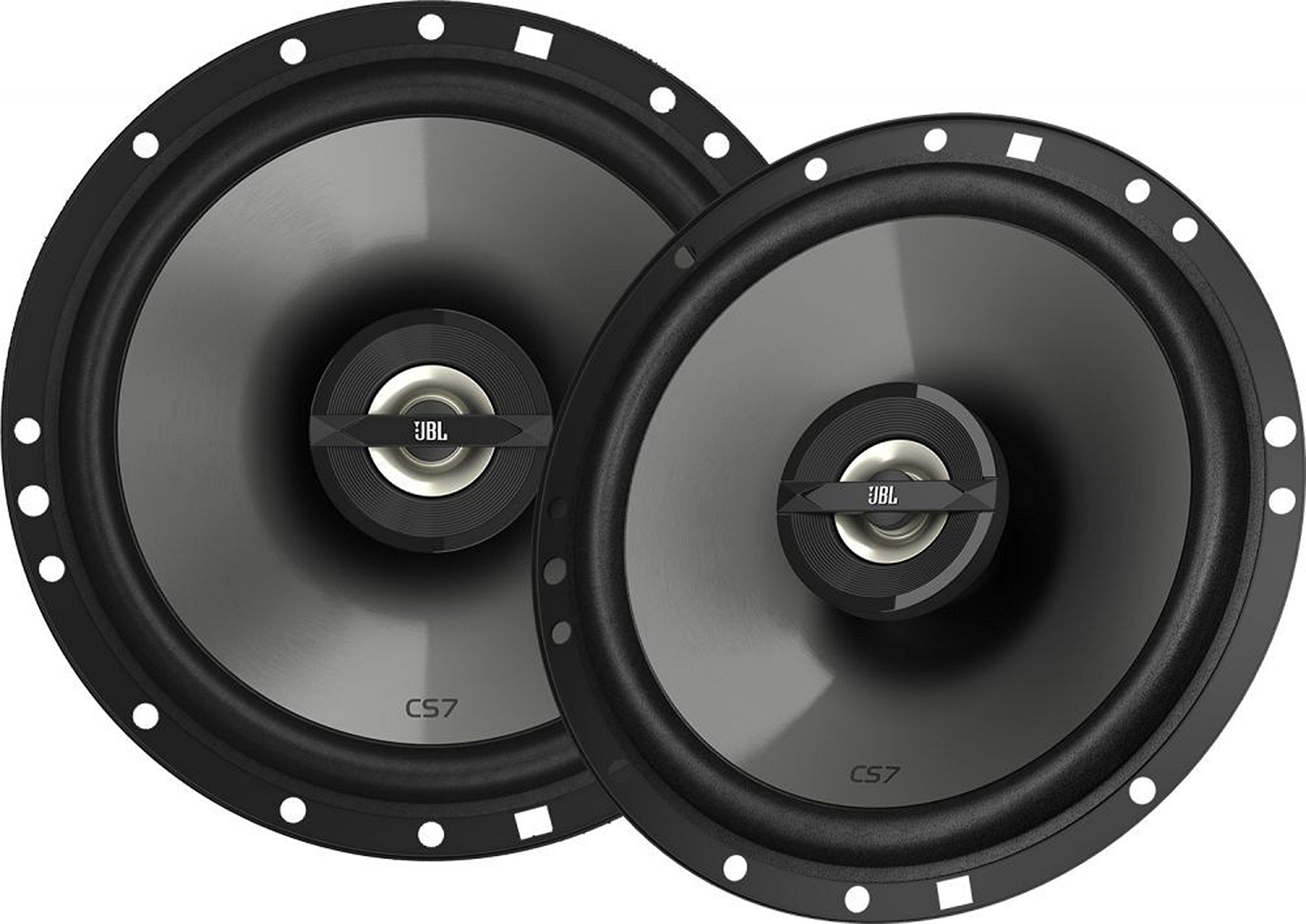 JBL CS762 6-1/2'' 135W Coaxial Car Audio Loudspeaker Set of 2 by JBL