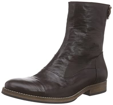 W7316, Botines Femme, Marron (Dark Brown 082), 40 EUMentor