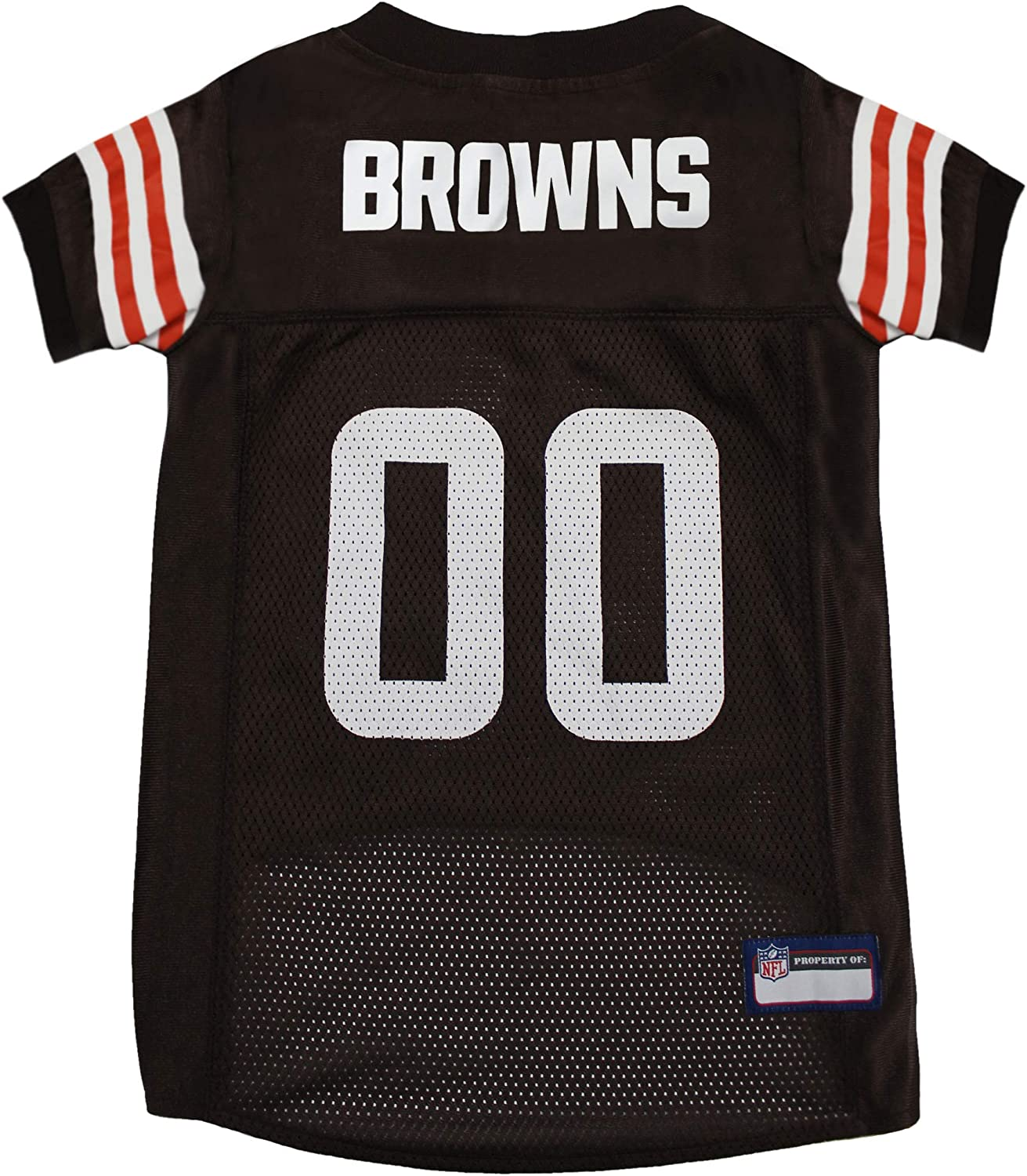 Browns Football Dog Tag with 30 chain necklace Great Gift Idea Cleveland