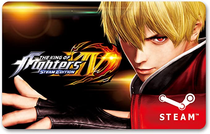 Amazon The King Of Fighters Xiv Steam Edition Deluxe Pack キー
