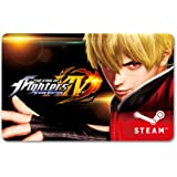 THE KING OF FIGHTERS XIV STEAM EDITION DELUXE PACK キーコードカード