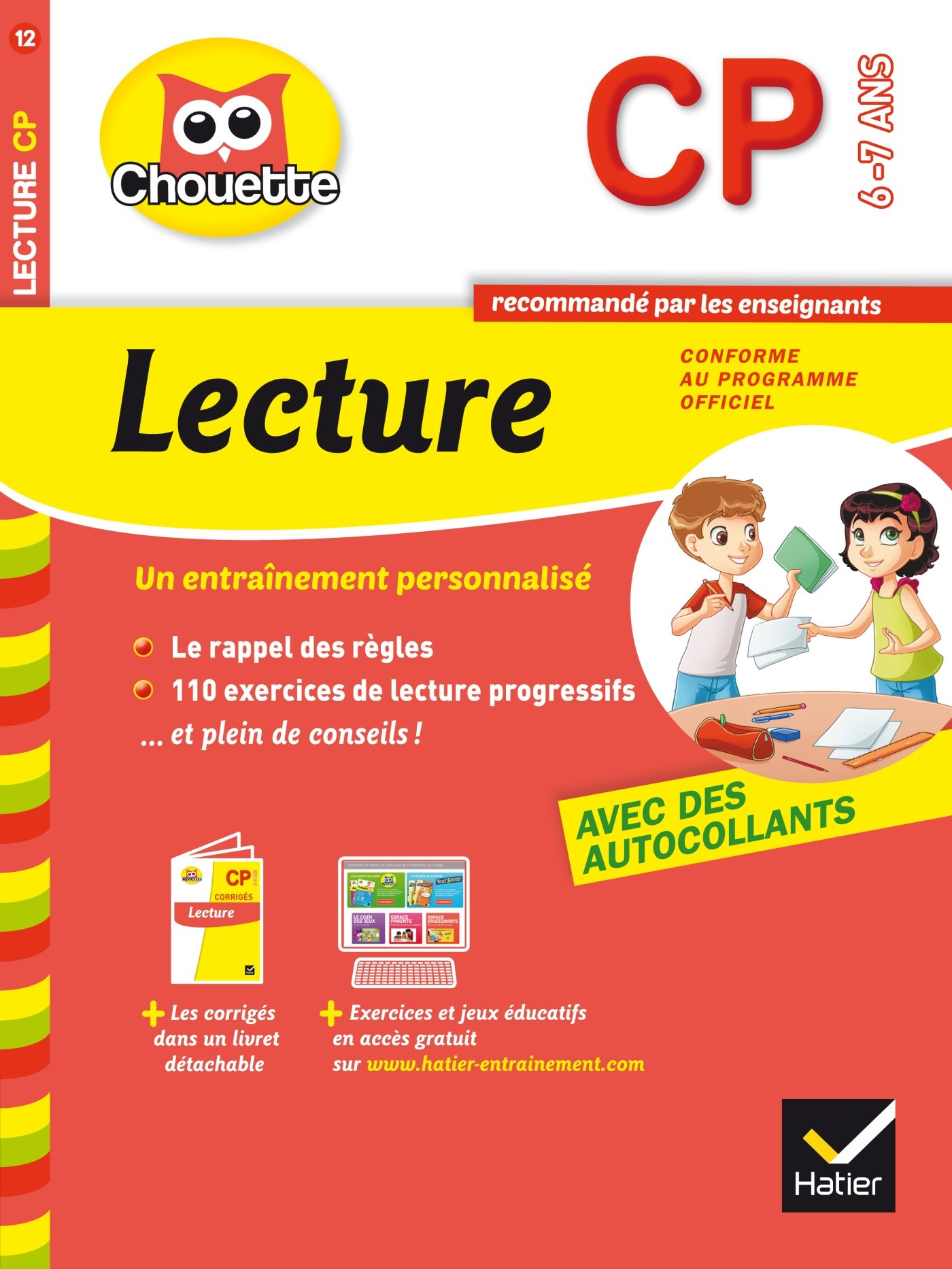 Bien connu Amazon.fr - Lecture CP - Albert Cohen, Jean Roullier - Livres BU29