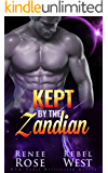 Kept by the Zandian (Zandian Brides)