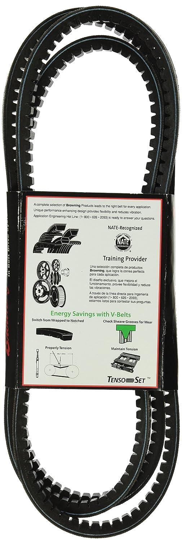 Browning BX112 Gripnotch Belt BX Belt Section 113.8 Pitch Length