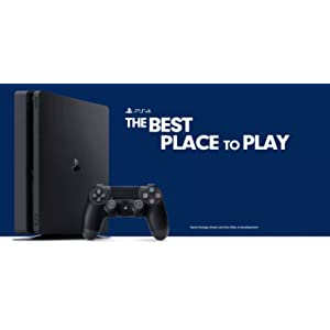 81tSX6mPDxS. SS300  - PlayStation-4-Slim-500GB-Console-Uncharted-4-Bundle-Discontinued