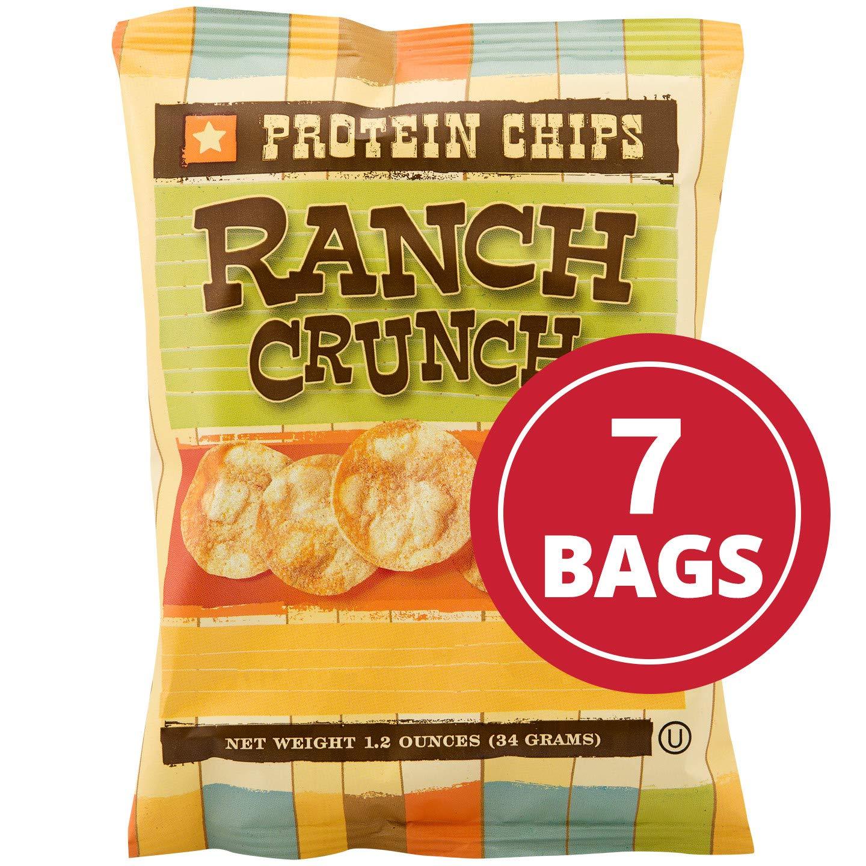 Amazon.com: Nutriwise – Bolsas de Ranch de proteína patatas ...