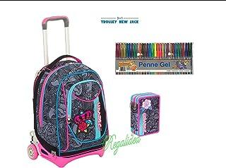 SEVEN REGALIDEA, Set de Sac scolaire Multicolore multicolore