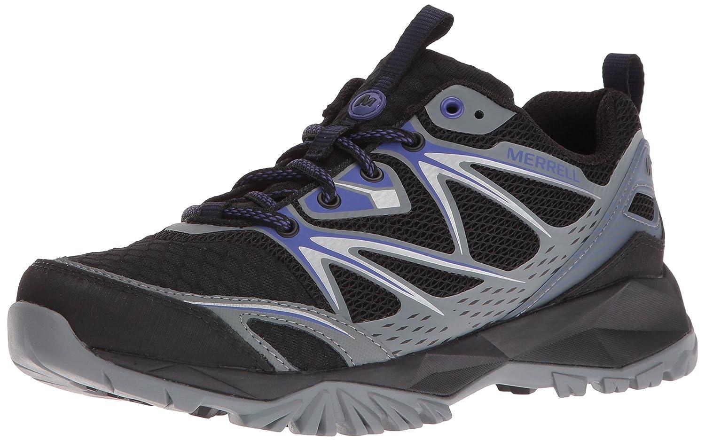 Merrell Women's Capra Bolt Air Hiking Boot B01HFTVTJE 9 B(M) US|Black