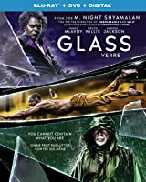 Glass [Blu-ray + DVD + Digital] (Bilingual)