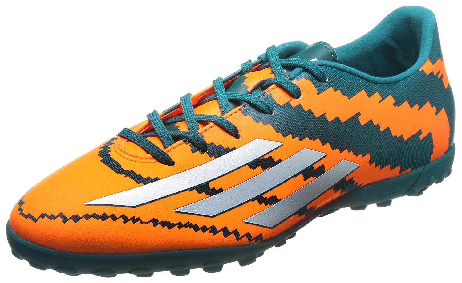 new product 5f7ae 283ec Adidas Messi 10.3 Tf Scarpe Da Calcio da uomo arancione power teal f14ftwr  - tualu.org