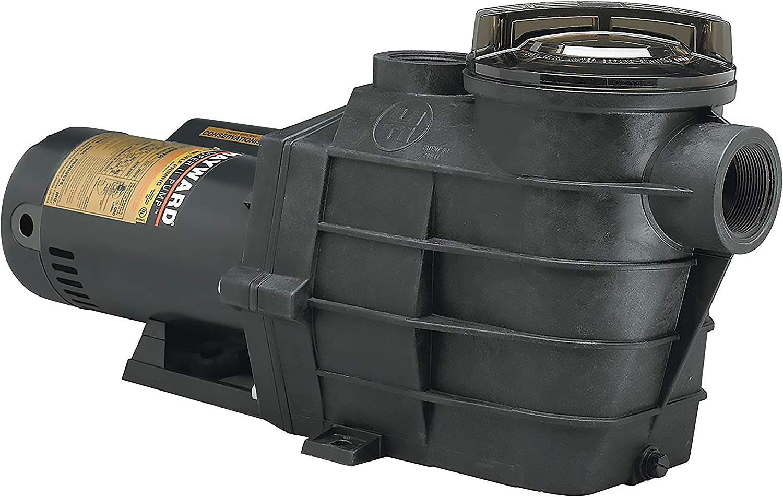 Hayward W3SP3007X10AZ Super II Pool Pump, 1 HP