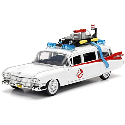 1:24 Ghostbusters - Ecto-1: Toys & Games