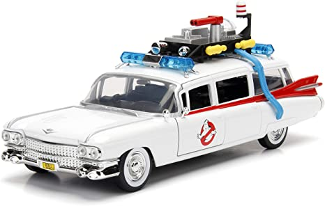 fashion newest collection wholesale 1:24 Ghostbusters - Ecto-1