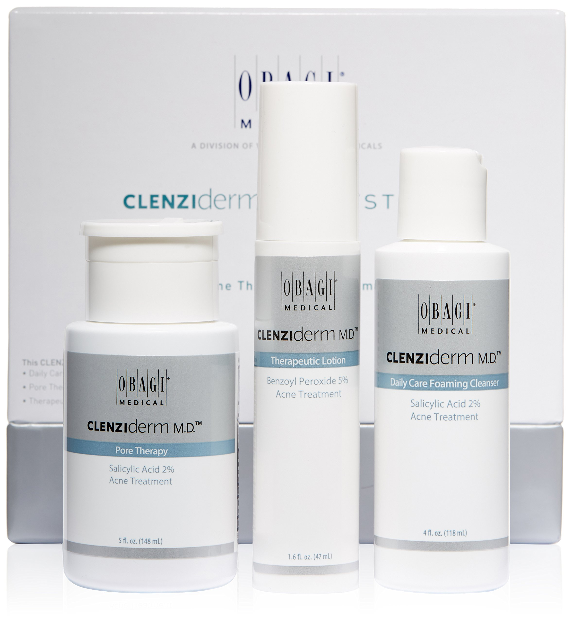 Obagi CLENZIderm M.D. System by Obagi Medical
