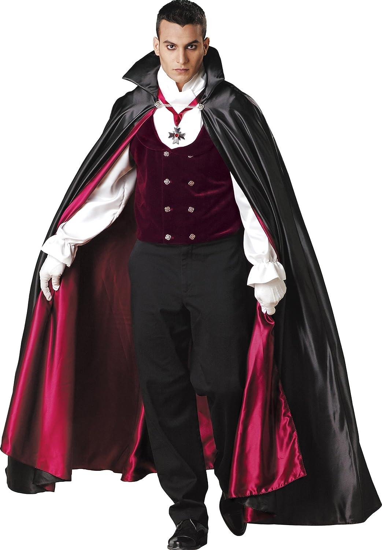 Disfraz de vampiro gótico Élite: Amazon.es: Juguetes y juegos