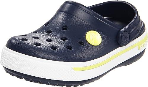 37//38 EU Bleu Sabots Mixte Enfant Latigo Bay Crocs CrocbandClogK