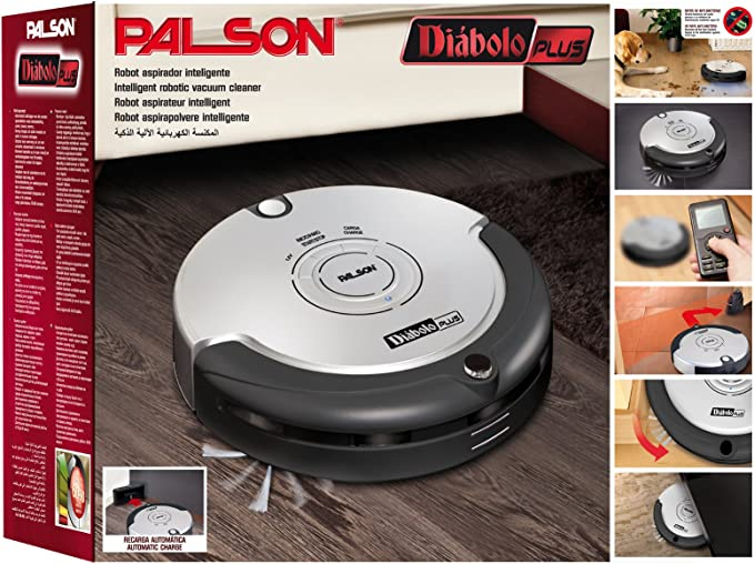 Palson 30596 Diabolo PLUS - Aspirador: Amazon.es: Hogar