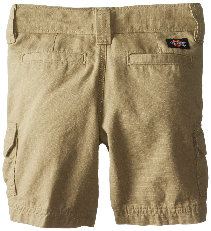 Dickies Boys Ripstop Cargo Short Desert Sand 2T Dickies Boys 2-7 KR212RDS