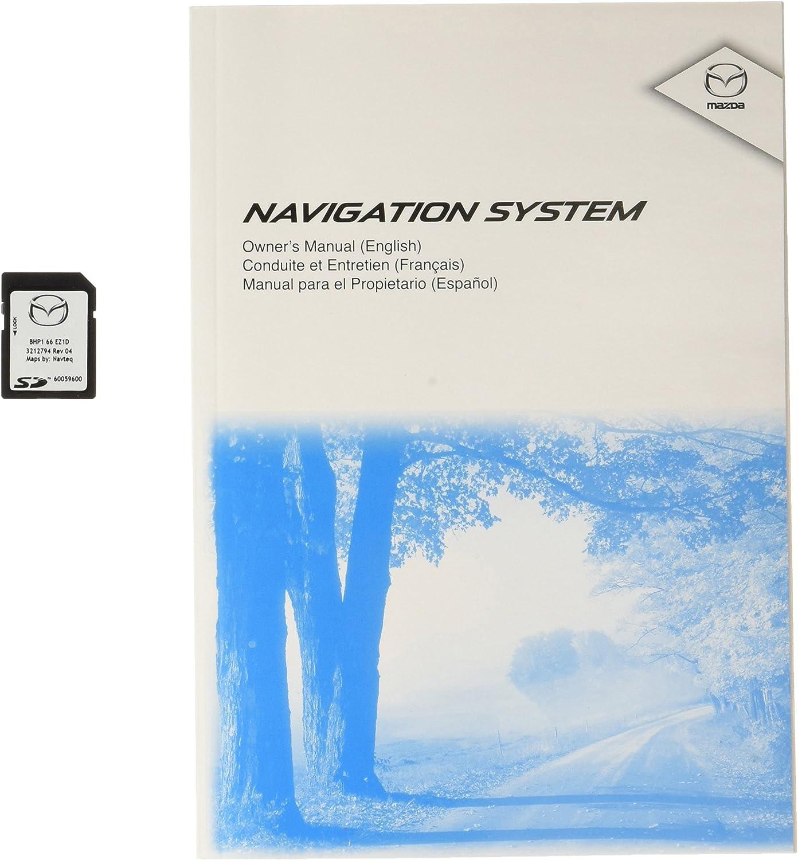 Mazda 0000-8F-Z09A Navigation