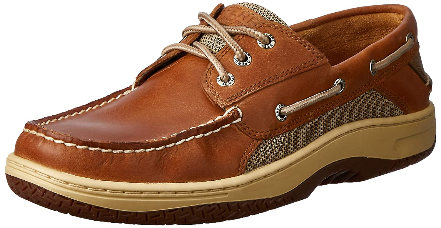 Sperry Top Sider BILLFISH 3-EYE Herren Derby Schnürhalbschuhe