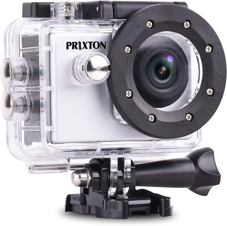 Prixton DV650 - Videocámara MultiSport wifi: Amazon.es: Electrónica
