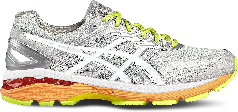 Zapatillas de deporte Asics GT de 2000 5 para hombre, T711 N-9601 gris, GREY/WHITE/REFLEC, EU 42 - US 8,5: Amazon.es: Deportes y aire libre