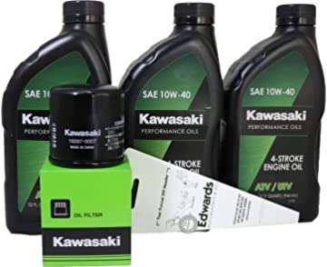 2006 Kawasaki PRAIRIE 360 Oil Change Kit