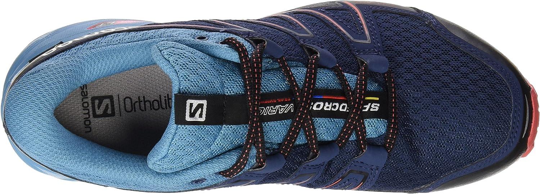 SALOMON L39054400, Zapatillas de Trail Running para Mujer
