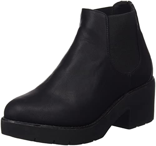 Coolway Belva - Botas para Mujer, Color Negro napa, Talla 41: Amazon.es: Zapatos y complementos