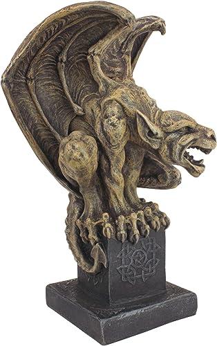 Design Toscano Abbadon Gargoyle Gothic Statue