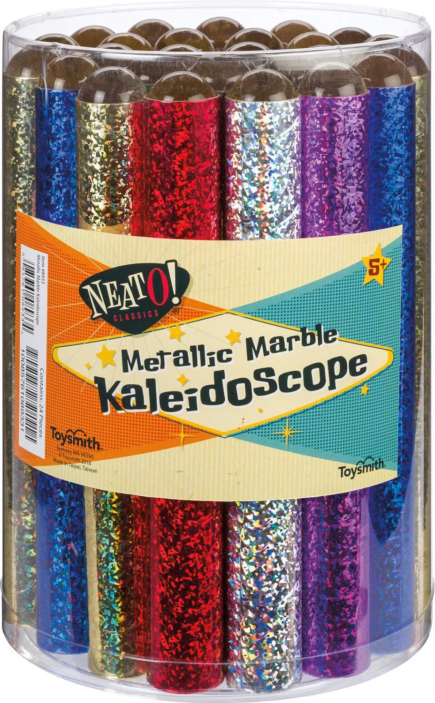 Metallic Marble Mylar Kaleidoscope (sold as each)