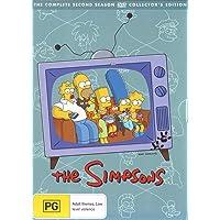 SIMPSONS: SEAS 2 BOX SET (4 DISC)