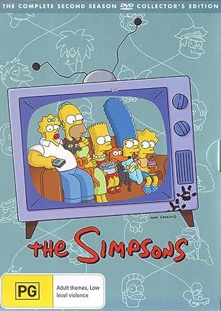 Amazon Com The Simpsons Season 2 Dvd Collector S Edition Movies Tv