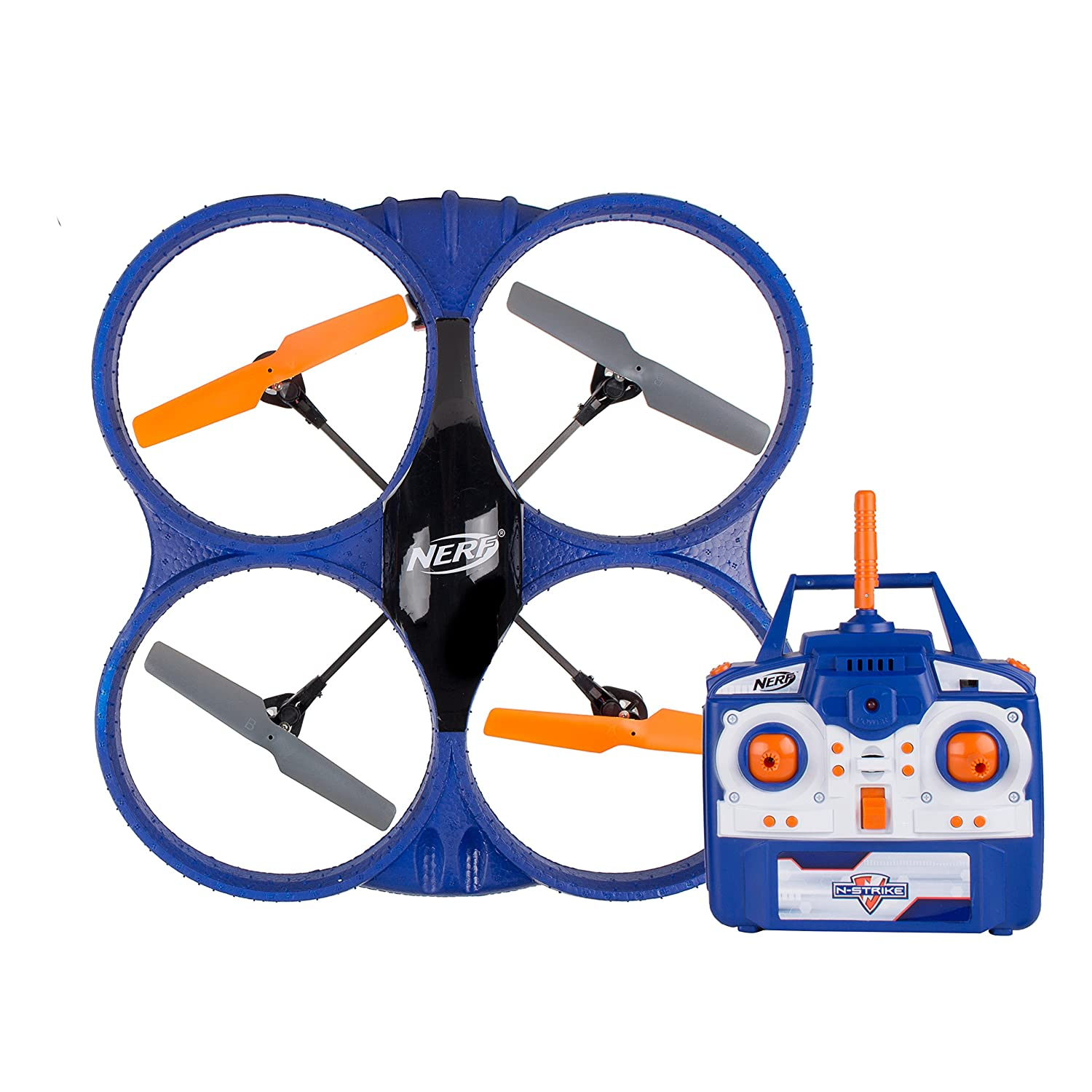 Amazon Nerf Air Defender X Drone Cam Copter with Remote Control Toys & Games
