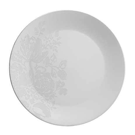 Monique Lhuillier for Royal Doulton Bliss Casual Dinner Plate Gray  sc 1 st  Amazon.com & Amazon.com | Monique Lhuillier for Royal Doulton Bliss Casual Dinner ...