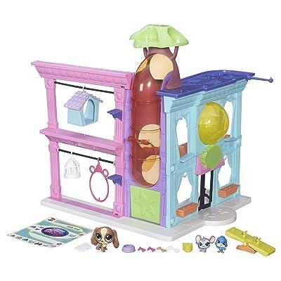 Littlest Pet Shop Pet Shop Playset: Toys & Games